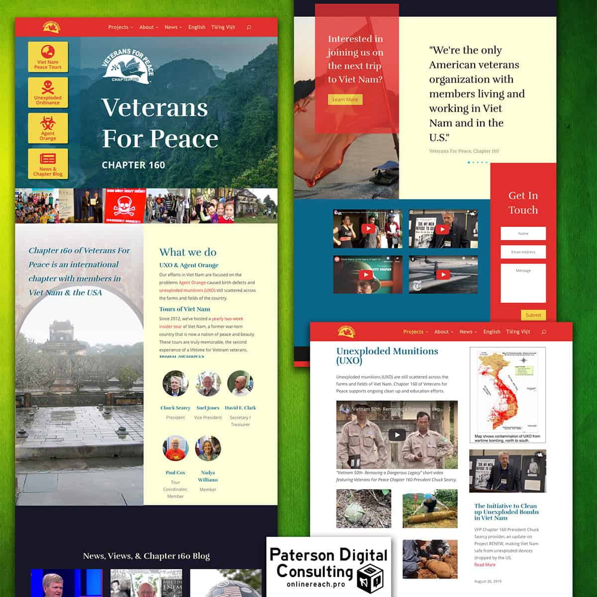 Veterans For Peace #160 Vietnam